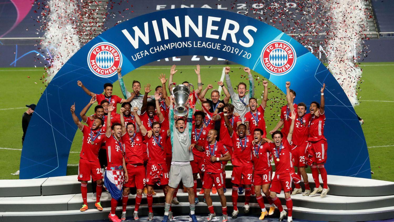 Champions League, giải đấu dành cho các câu lạc bộ Châu Âu