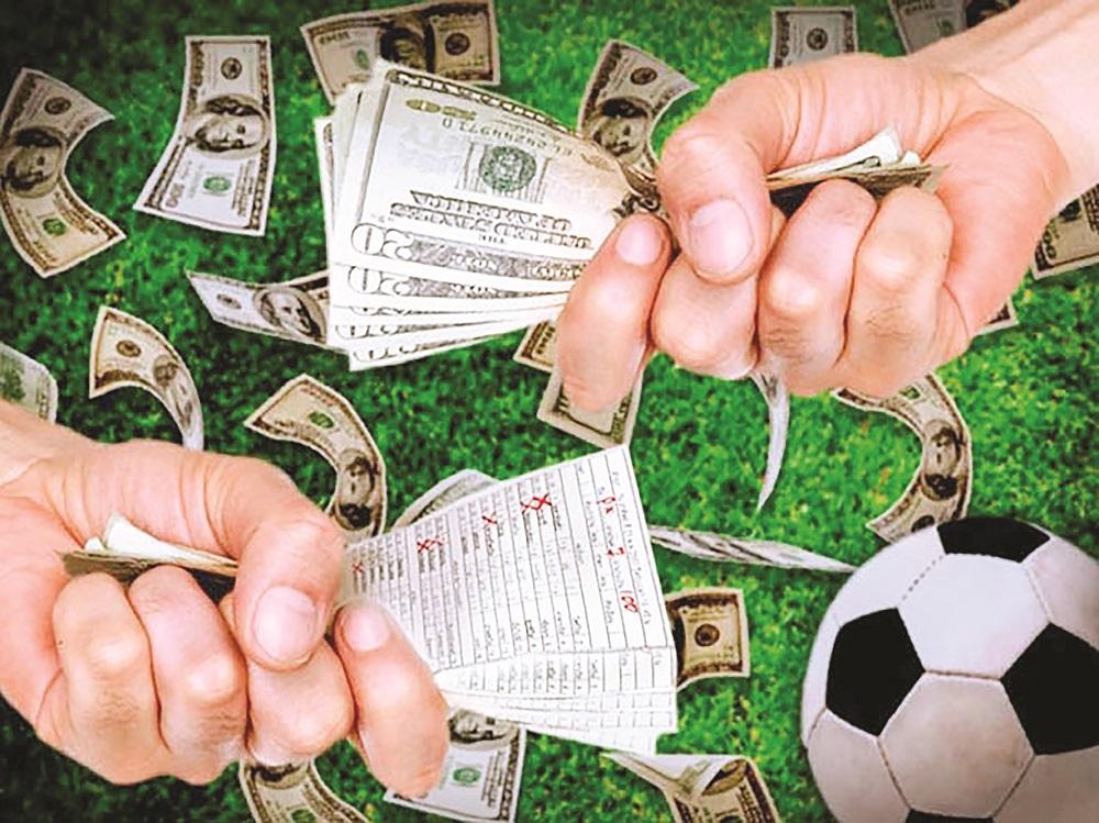Đừng chơi cá độ bóng đá bằng cách cược chạy theo đám đông