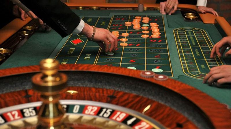 Roulette, game casino đánh bài dù là tay mơ cũng có thể thắng lớn