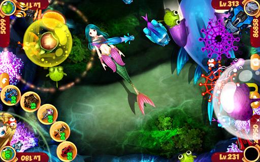 Nàng tiên cá, loại cá nhiều người muốn săn nhất khi trong game bắn cá ăn tiền online