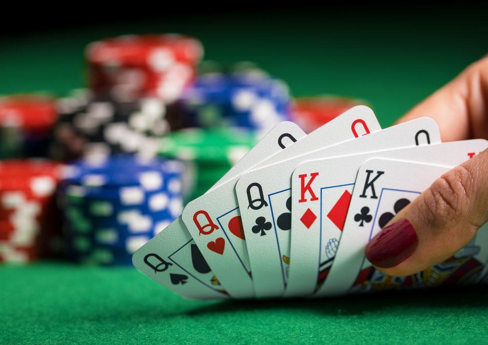 Poker, top game casino đánh bài kiếm được tiền cực cao