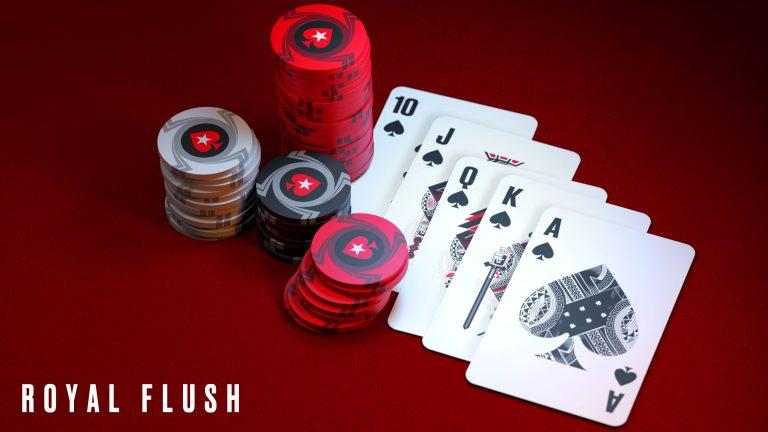 Sảnh chúa, tay bài mạnh nhất trong game bài Poker đổi thưởng