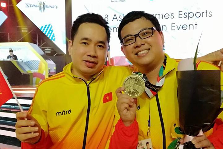 Đội tuyển Esport Việt Nam đoạt 3 huy chương đồng tại Seagame 30