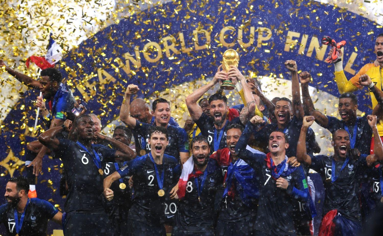 World cup, giải đấu lớn nhất trong tất cả các giải đấu bóng đá thế giới