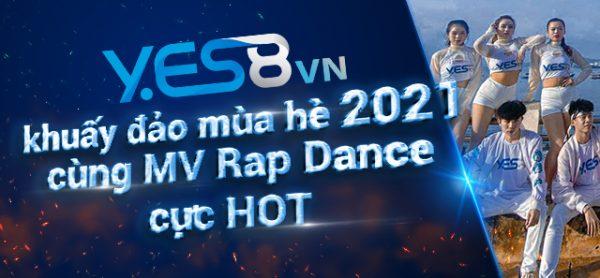 Yes8vn, nhà cái mới uy tín chào sân cực căng bằng bản rap cực chất