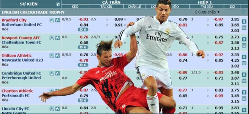 5 kinh nghiệm cá độ bóng đá