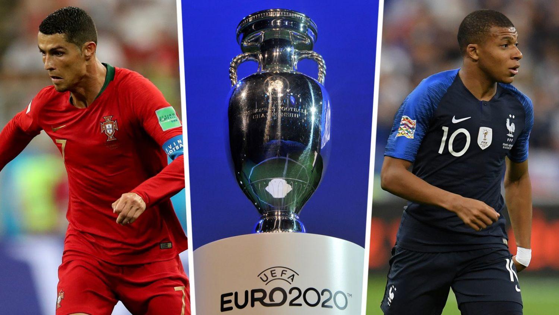 5 ứng cử viên vua phá lưới Euro 2020