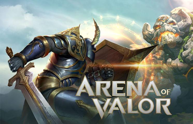 Top 9: Arena of Valor với 5.8 triệu USD