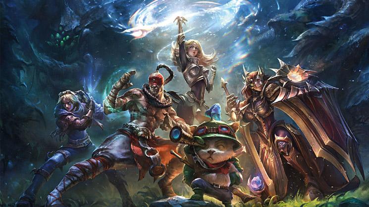 Top 6: League of Legends với 9,02 triệu USD