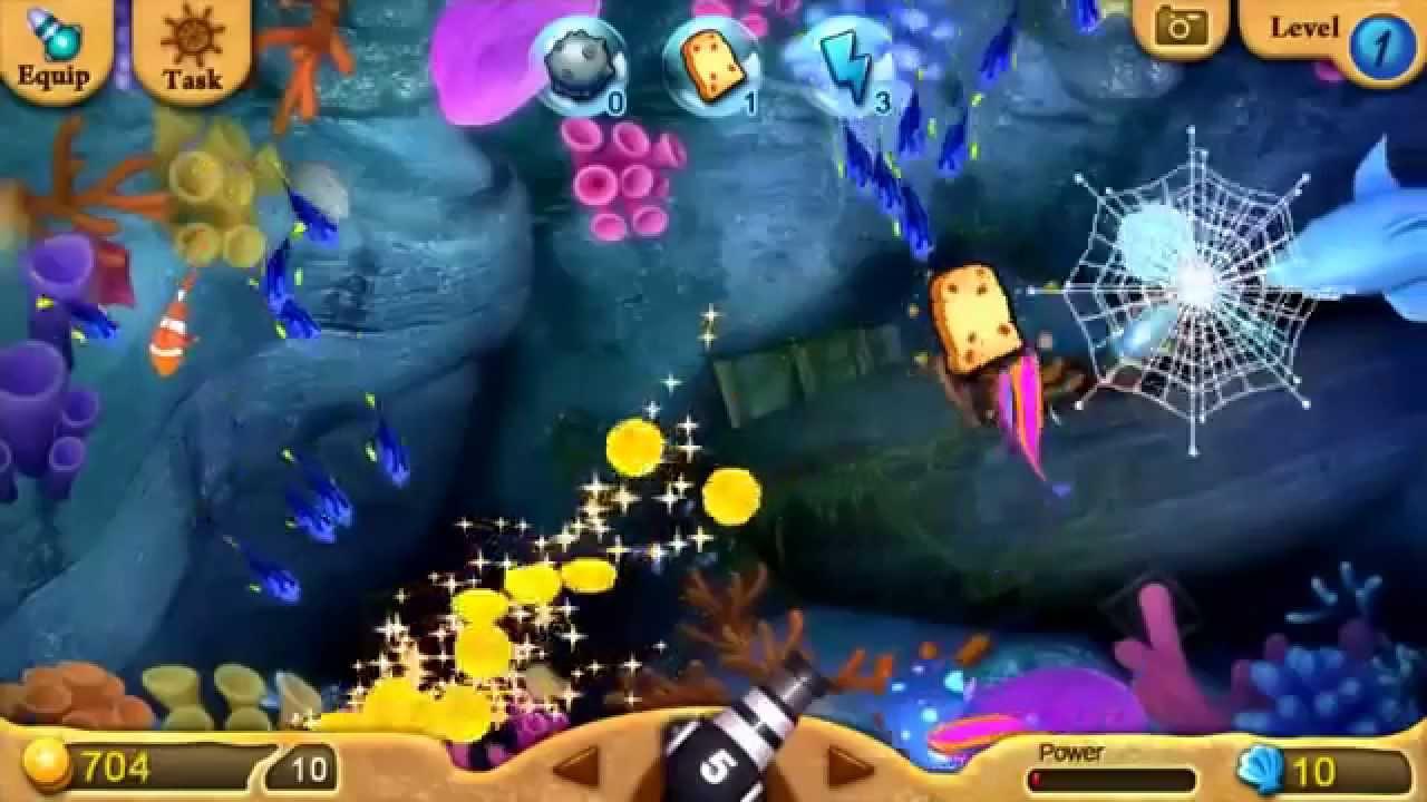 Bắn ngay những chú cá vừa xuất hiện trên màn hình, mẹo hack game bắn cá hữu hiệu nhất