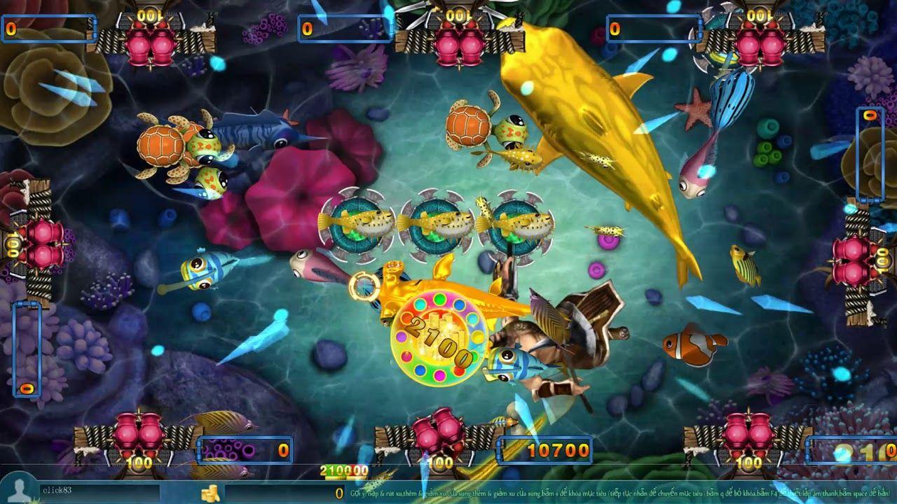 Tăng dần lượng đạn bắn ra vào lúc gần cuối game bắn cá đổi thưởng