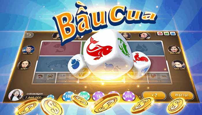 Bầu cua cá cọp, tựa game 3D online dựa trên trò chơi của tuổi thơ