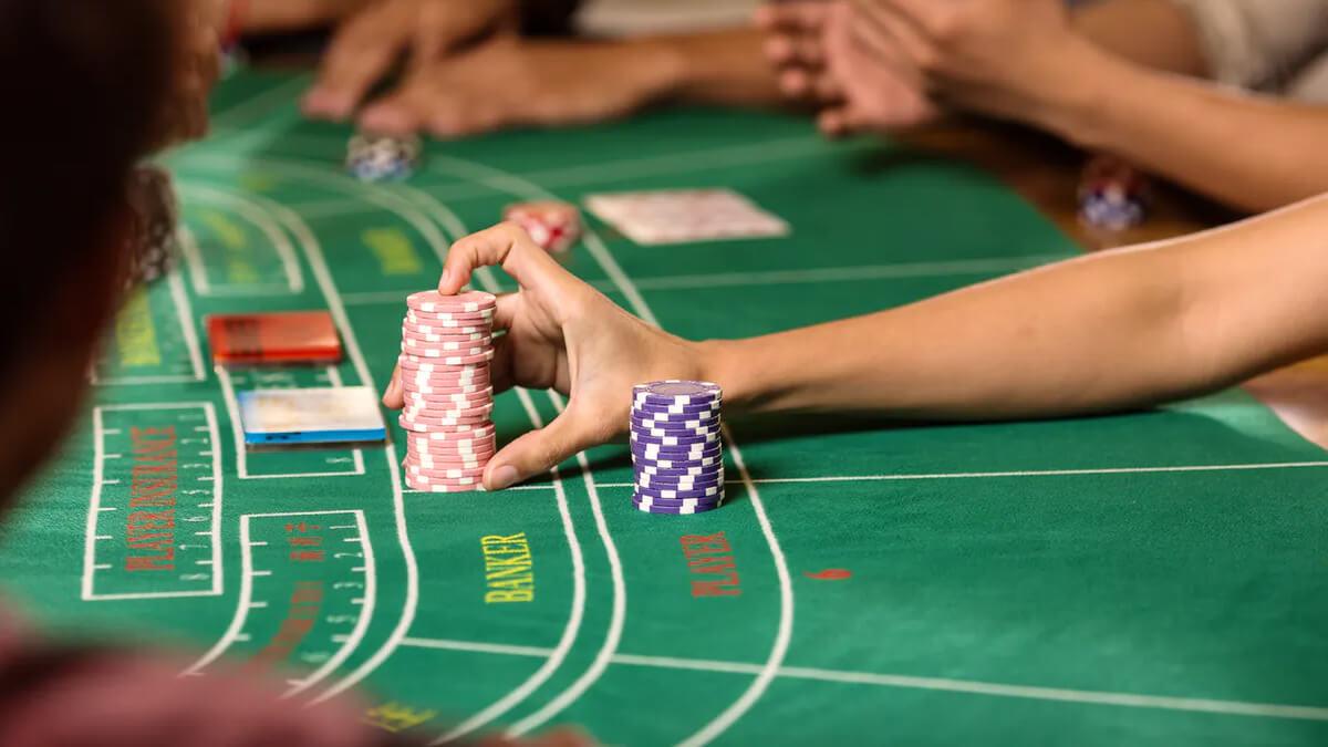 Mẹo chơi Baccarat thứ 4: Thắng cược 1, thua cược 2, áp dụng cách đánh gấp thếp