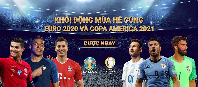 Dự đoán Euro 2020 cùng Yes8vn, rinh ngay 100 triệu