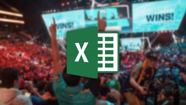 Excel chính thức trở thành một môn game thể thao điện tử Esport được thi đấu World Cup