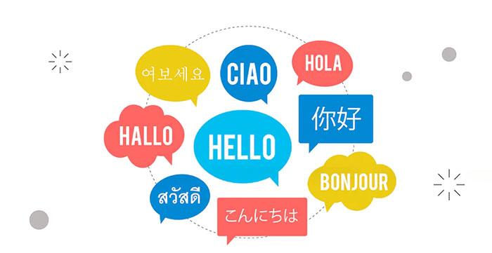Đặc điểm 2: Trang web cá độ chỉ hỗ trợ mỗi tiếng Việt, không có bất kỳ ngôn ngữ nào khác