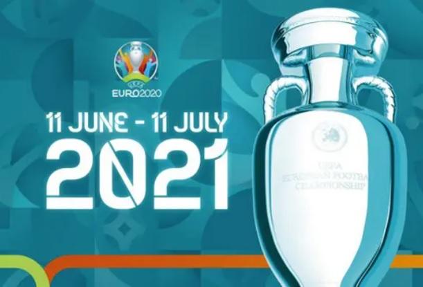 Mùa giải Euro 2020 là mùa giải đầu tiên bị hoãn bởi dịch bệnh