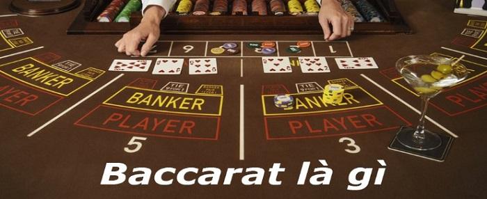 Baccarat là một trong những loại hình game bài Casino