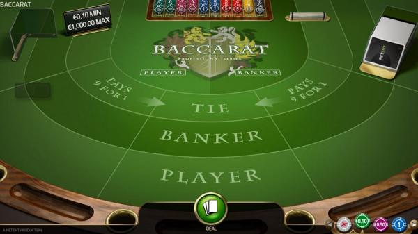 Mẹo chơi Baccarat trực tuyến siêu đỉnh giúp tăng tỷ lệ chiến thắng