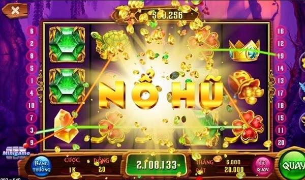 Game nổ hũ, phiên bản Jackpot thuần Việt nhất