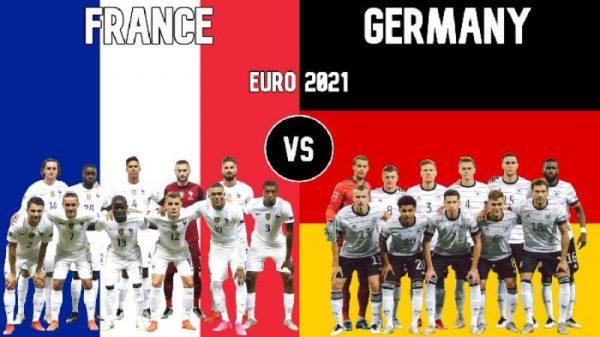 Soi kèo Pháp – Đức vào 02h00 ngày 16/06/2021 cực chuẩn xác