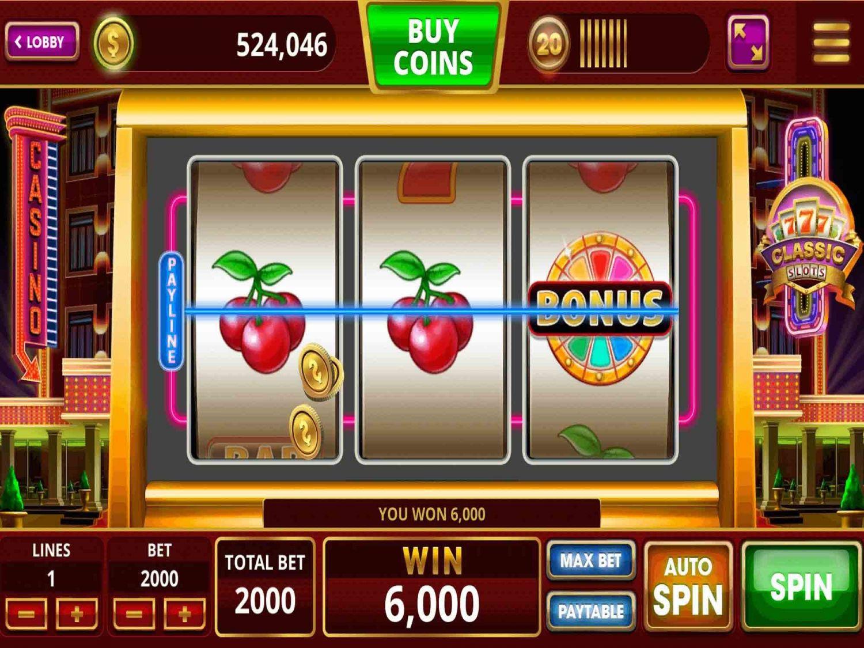 Loại 1: Slot game online với 3 cuộn, thể loại kinh điển nhất