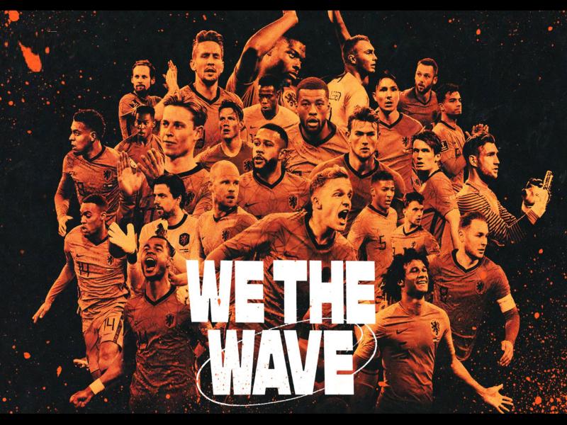 Đội tuyển Hà Lan luôn giữ phong độ chiến đấu mạnh mẽ