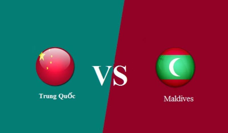 Soi kèo Trung Quốc – Maldives