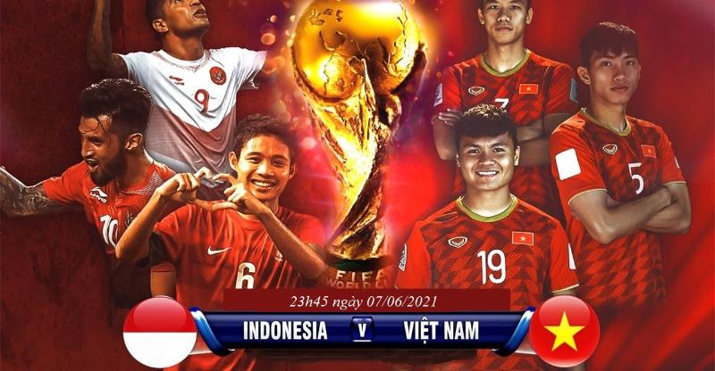 Soi kèo Việt Nam – Indonesia