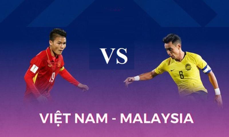 Soi kèo Việt Nam – Malaysia