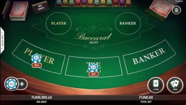 Mẹo thứ 3: Không nên đặt cược ở cửa có tỷ lệ trả thưởng cao khi chơi Baccarat trực tuyến