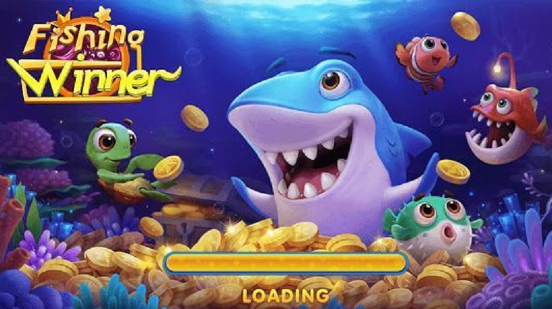 Phiên bản hack dành cho Fishing winner