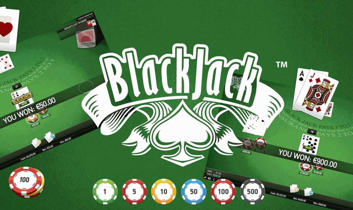 Blackjack, game đánh bạc trực tuyến kinh điển nhất