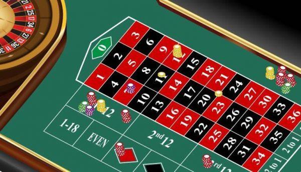 12 cách cược trong luật chơi Roulette online (Phần 2)