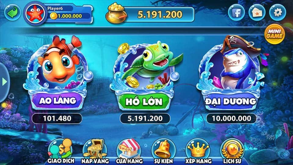 Chọn game phù hợp, hướng dẫn chơi game bắn cá kiếm tiền căn bản nhất