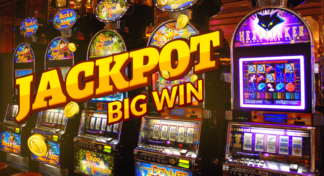 Các game slot game với giải thưởng Jackpot