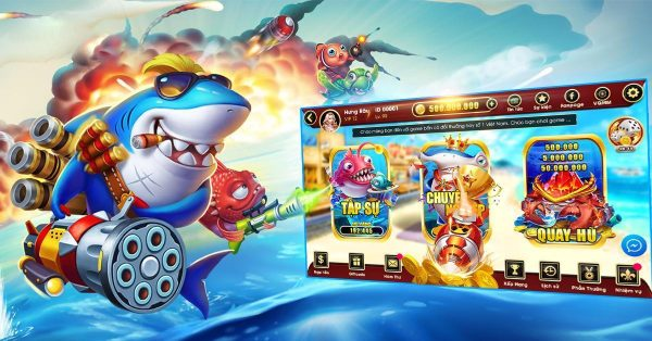 Hướng dẫn chơi game bắn cá kiếm tiền dành cho người mới