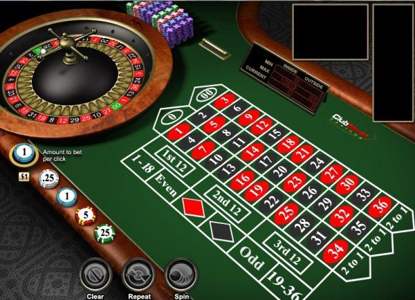 12 cách cược trong luật chơi Roulette online (Phần 1)