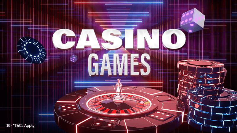 Am hiểu về các trong chơi game bài Casino