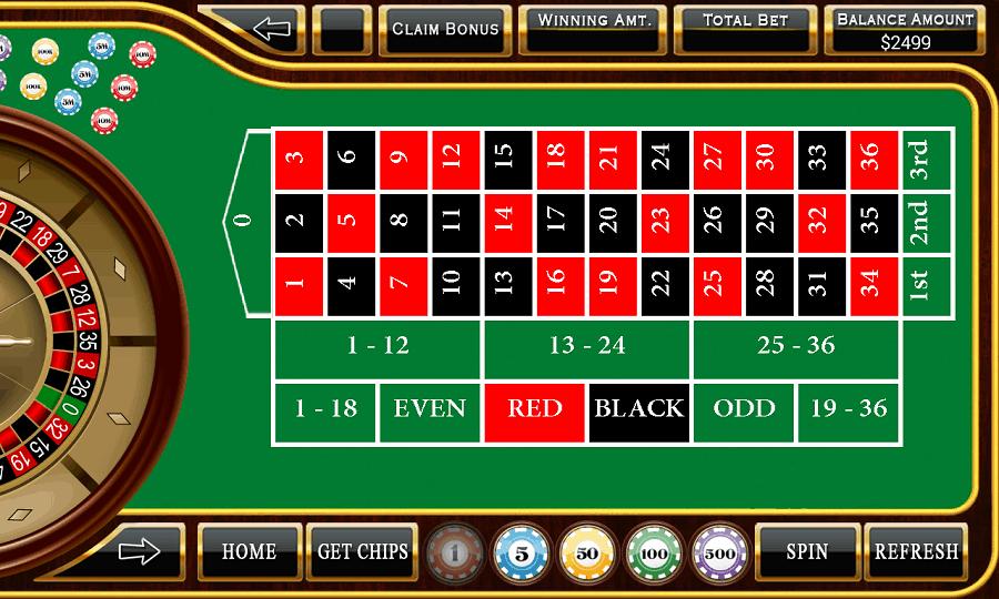 Hãy ưu tiên lựa chọn phiên bản Châu Âu, chiến lược chơi Roulette có tỷ lệ thắng cao hơn
