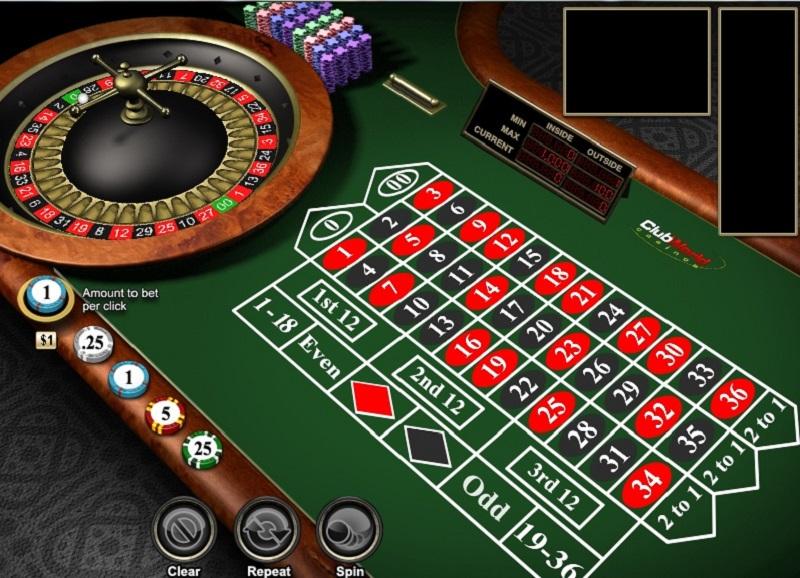 Roulette, hấp dẫn trong từng vòng quay