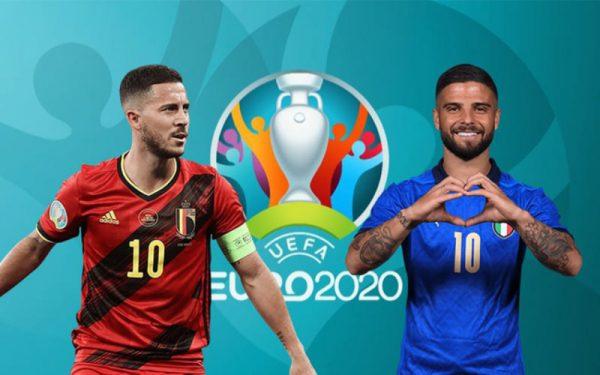 Soi kèo Bỉ – Italia vào 02h00 ngày 3/7/2021 cực chuẩn
