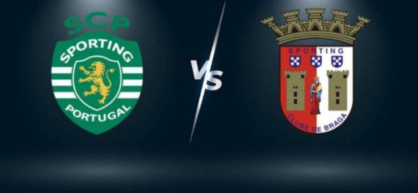 Soi kèo Sporting CP – Sporting Braga ngày 01/08/2021