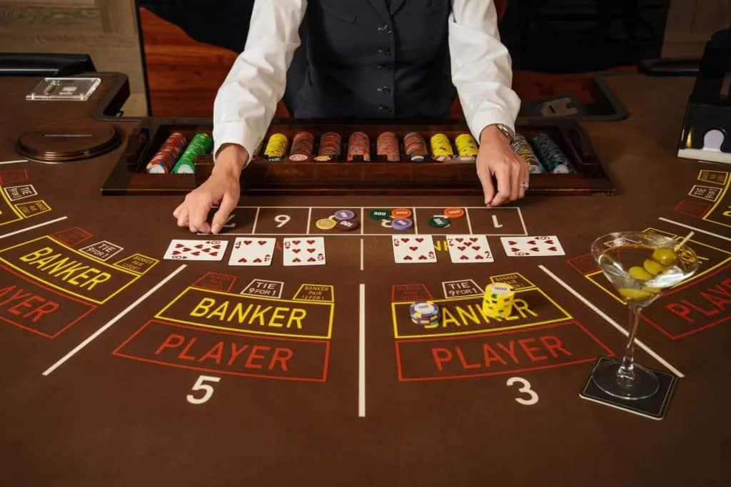 Baccarat, game bài Casino đơn giản nhất nhưng tỷ lệ trả thưởng không hề đơn giản