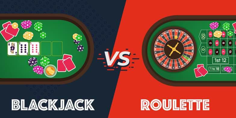 Roulette và Blackjack, 2 game bài Casino phổ biến nhất ở các trang cá cược online uy tín