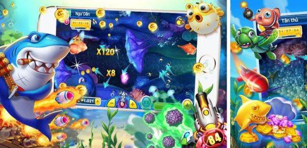 Điểm qua 8 tuyệt kỹ khi chơi game bắn cá online (Phần 2)