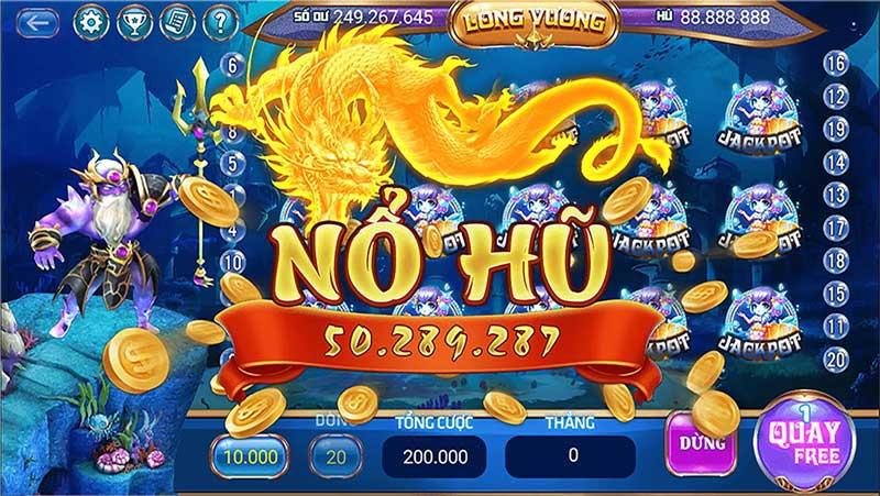 Nổ hũ và slot game, trò chơi cá cược trực tuyến có tỷ lệ trả thưởng cao