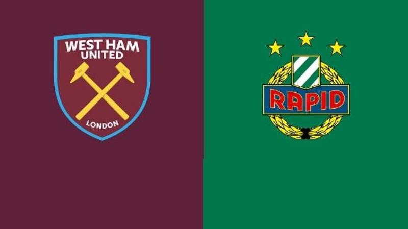 Soi kèo West Ham – Rapid Wien