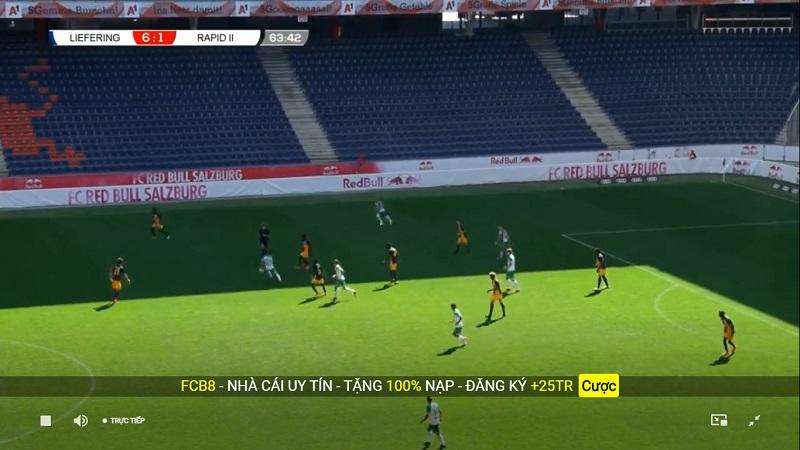 Cung cấp link xem bóng đá trực tuyến chất lượng, không rung, lag