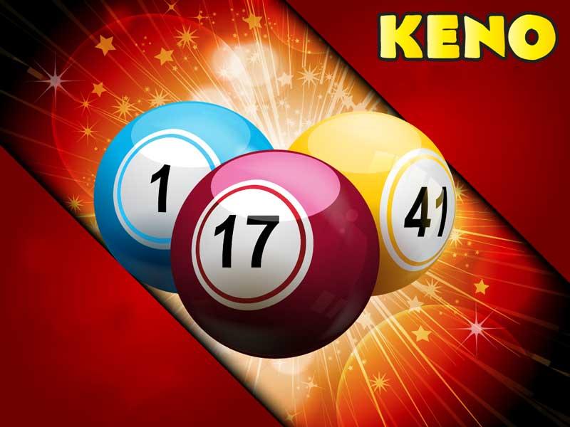 Keno online, game cá cược trực tuyến dành cho những ai đam mê xổ số